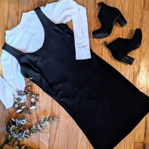{BURBERRY} Dress, Sleeveless and Black